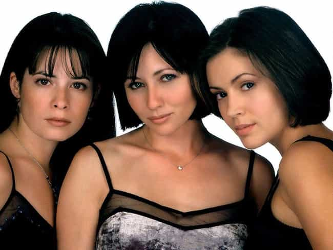 Charmed Season 1 is listed (or ranked) 4 on the list The Best Seasons of Charmed