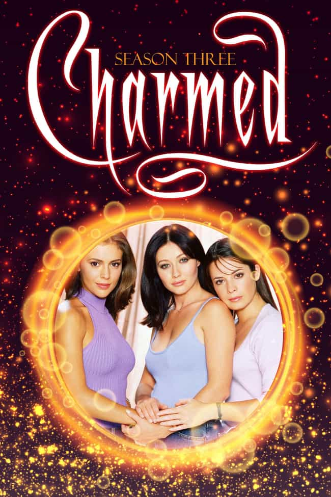 Charmed Season 3 is listed (or ranked) 1 on the list The Best Seasons of 'Charmed'