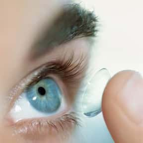 Vistakon is listed (or ranked) 20 on the list The Best Contact Lens Brands