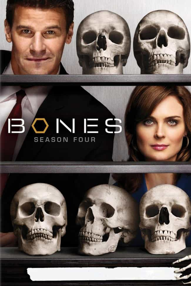 Bones Season 4 is listed (or ranked) 5 on the list The Best Seasons of 'Bones'