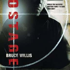 Hostage is listed (or ranked) 24 on the list The Best Thriller Movies with a Hostage
