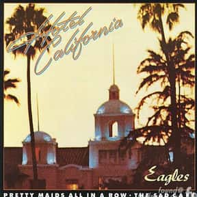 Hotel California is listed (or ranked) 15 on the list What Are the Best Diamond Certified Albums of All Time?