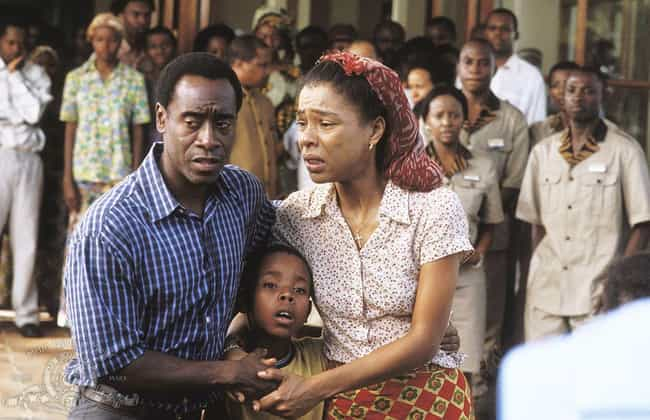 Hotel Rwanda is listed (or ranked) 8 on the list 20 Historical Facts That Movies Got Totally Wrong
