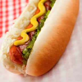 Hot Dog is listed (or ranked) 12 on the list The Best American Foods