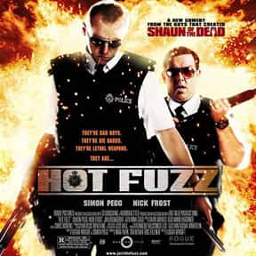 Hot Fuzz is listed (or ranked) 18 on the list The Best R-Rated Comedies