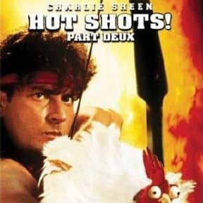 Hot Shots! Part Deux is listed (or ranked) 1 on the list The Best Movies With Hot in the Title