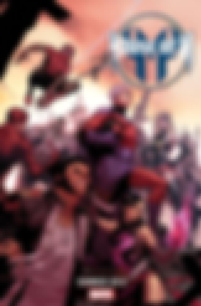 House of M is listed (or ranked) 1 on the list The Best Teasers for Marvel's Secret Wars Event
