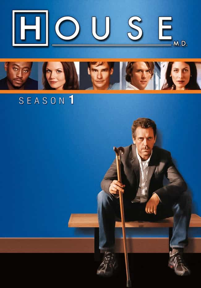 House - Season 1 is listed (or ranked) 3 on the list The Best Seasons of 'House'