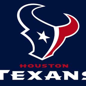 Houston Texans is listed (or ranked) 20 on the list The Greatest NFL Teams