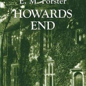 Howards End is listed (or ranked) 66 on the list List of Oscar-Winning Adapted Screenplay Original Sources