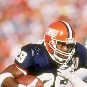 Howard Griffith is listed (or ranked) 4 on the list The Best Illinois Fighting Illini Running Backs of All Time