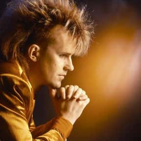 Howard Jones is listed (or ranked) 13 on the list The Best New Wave Bands