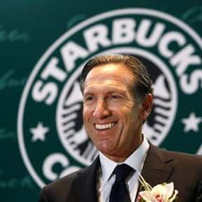 Howard Schultz is listed (or ranked) 2 on the list Famous Entrepreneurs from the United States