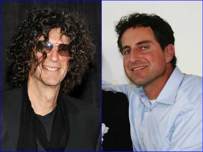 Howard Stern is listed (or ranked) 6 on the list Famous People with the Same Real Name