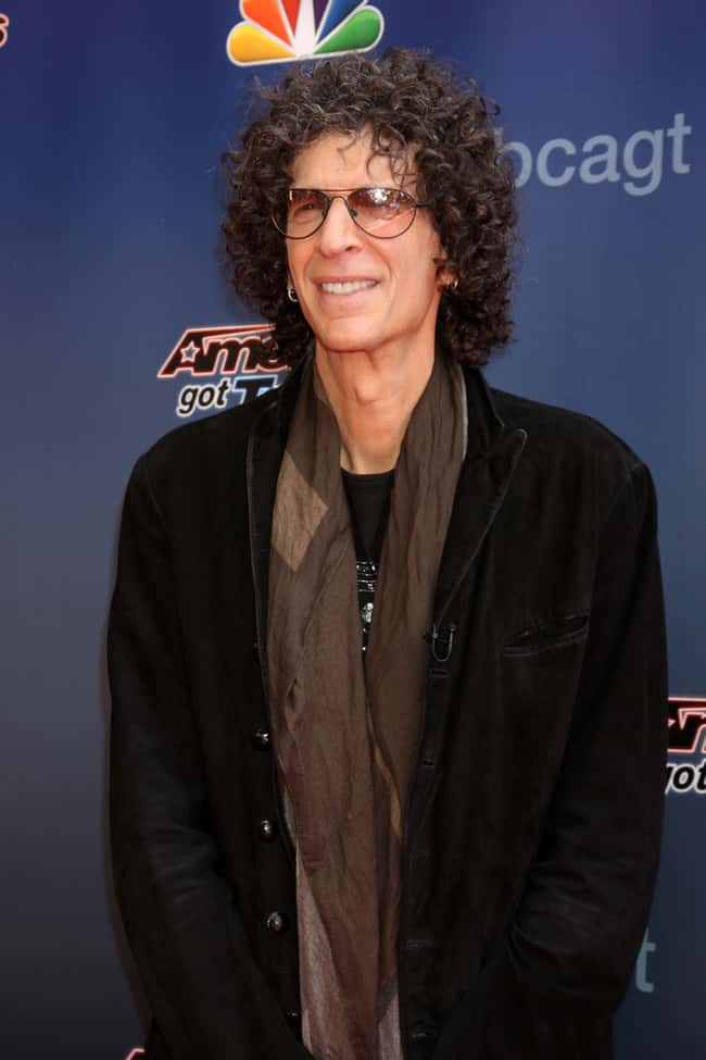 Howard Stern is listed (or ranked) 23 on the list Famous People Who Were Relentlessly Bullied