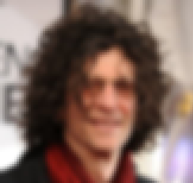 Howard Stern is listed (or ranked) 2 on the list Men Who Angie Everhart Has Dated
