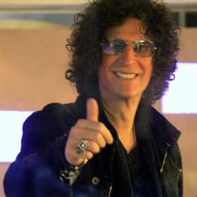Howard Stern is listed (or ranked) 5 on the list Celebrities Who Practice Transcendental Meditation