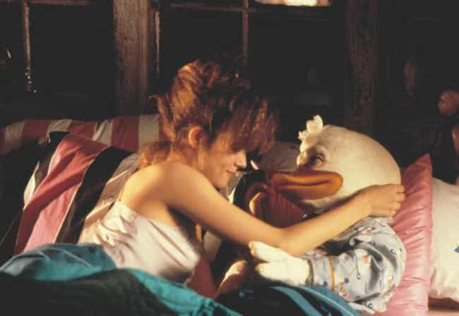 Howard the Duck is listed (or ranked) 3 on the list Unsuspecting Movies You Never Expected To Have Nude Scenes