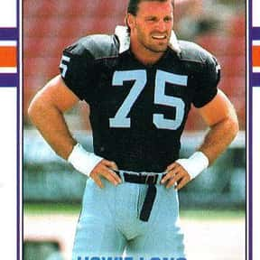 Howie Long is listed (or ranked) 25 on the list The Greatest Defenders in NFL History