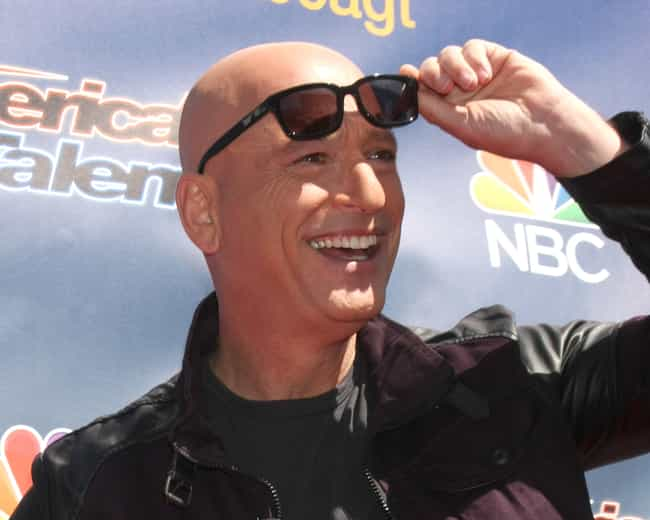 howie mandel is listed or ranked 8 on the list 20 celebrities you didn