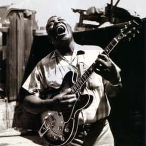 Howlin' Wolf is listed (or ranked) 6 on the list Artists Who Have Inspired the Best Covers