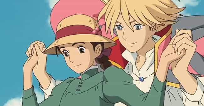 Howl's Moving Castle is listed (or ranked) 2 on the list 15 Times Anime Should Have Won The Oscar For 'Best Animated Feature'