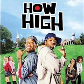 How High is listed (or ranked) 24 on the list The Very Best Black Movies of the 2000s