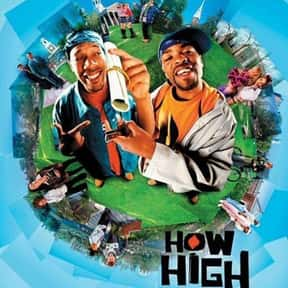 How High is listed (or ranked) 14 on the list The Funniest Movies About College