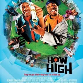 How High is listed (or ranked) 20 on the list The Funniest Movies About Drugs