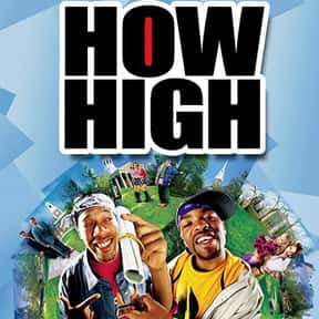 How High is listed (or ranked) 12 on the list The Best Movies to Watch While Stoned