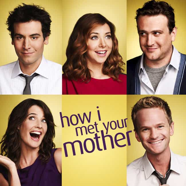 How I Met Your Mother is listed (or ranked) 1 on the list The Best TV Series With Life Lessons