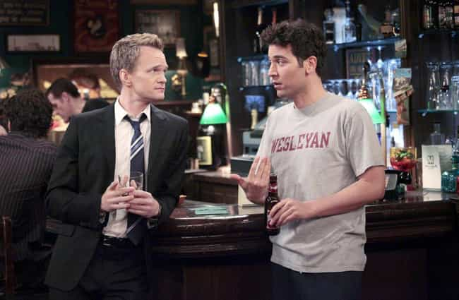 How I Met Your Mother is listed (or ranked) 2 on the list 17 TV Show Protagonists Who Were Overshadowed By A Side Character