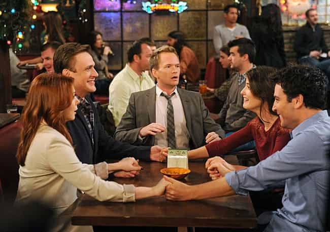 How I Met Your Mother is listed (or ranked) 2 on the list 14+ Amazing Spin-Off TV Series That Almost Happened