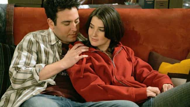 How I Met Your Mother is listed (or ranked) 3 on the list The Most Unbelievable TV Romances