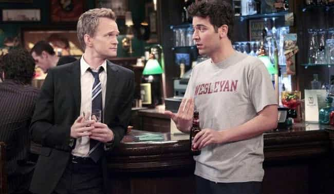 How I Met Your Mother is listed (or ranked) 7 on the list TV Characters Who Would Never Be Friends In Real Life