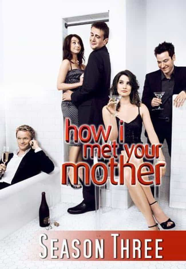 How I Met Your Mother (S... is listed (or ranked) 4 on the list The Best Seasons of 'How I Met Your Mother'