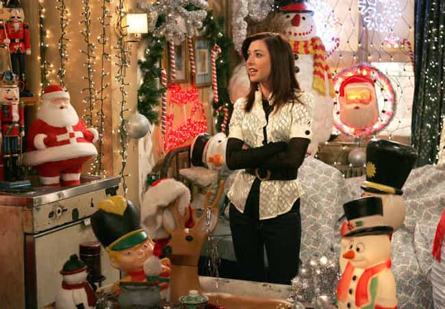 How Lily Stole Christmas... is listed (or ranked) 2 on the list The Best 'HIMYM' Episodes To Watch During The Holidays