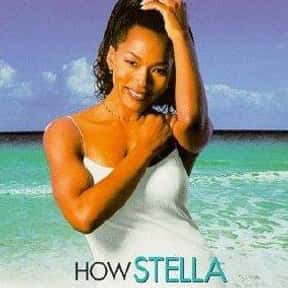 How Stella Got Her Groove Back is listed (or ranked) 21 on the list The Best Chick Flicks Based on Books