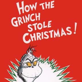 How the Grinch Stole Christmas is listed (or ranked) 3 on the list The Best Dr. Seuss Books
