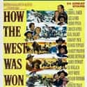 How the West Was Won is listed (or ranked) 29 on the list The Best Western Movies Ever Made