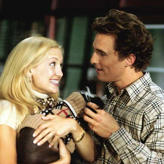 How to Lose a Guy in 10 ... is listed (or ranked) 4 on the list 15 Romantic Comedies In Which The Leads Are Gaslighting Their Love Interests