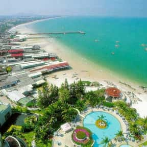 Hua Hin District is listed (or ranked) 6 on the list The Best Beaches in Thailand