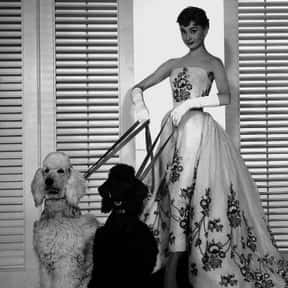 Hubert de Givenchy is listed (or ranked) 6 on the list The Most Influential Fashion Designers Of All Time