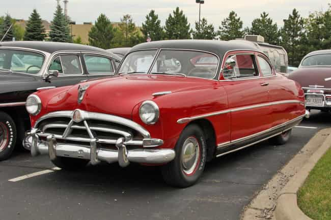 Hudson Wasp is listed (or ranked) 3 on the list Full List of American Motors Models