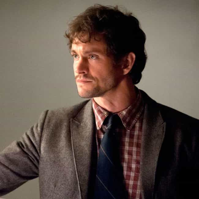Hugh Dancy is listed (or ranked) 1 on the list The Most Outrageous Emmy Snubs of All Time