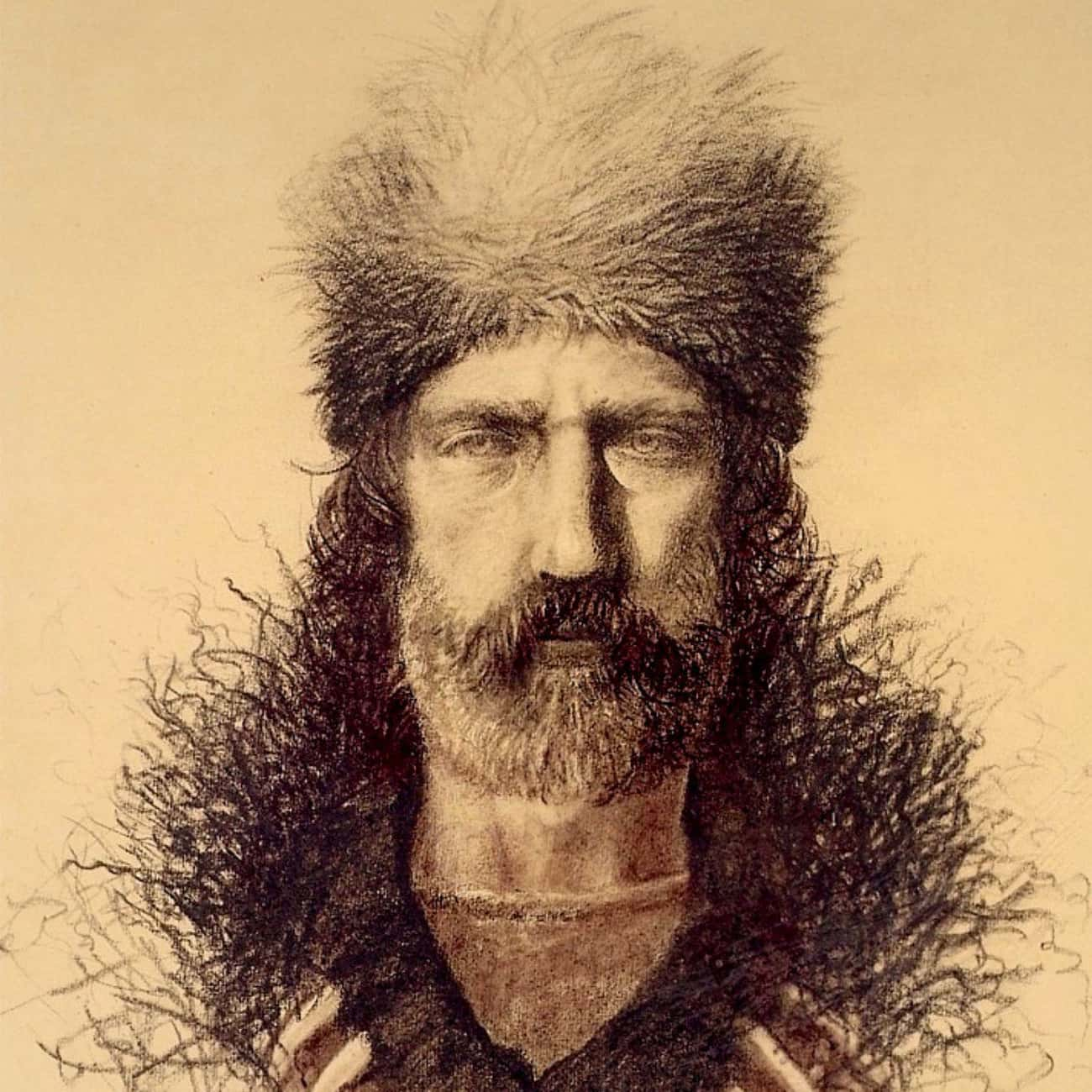 Hugh Glass is listed (or ranked) 4 on the list The 30 Biggest Badasses In History