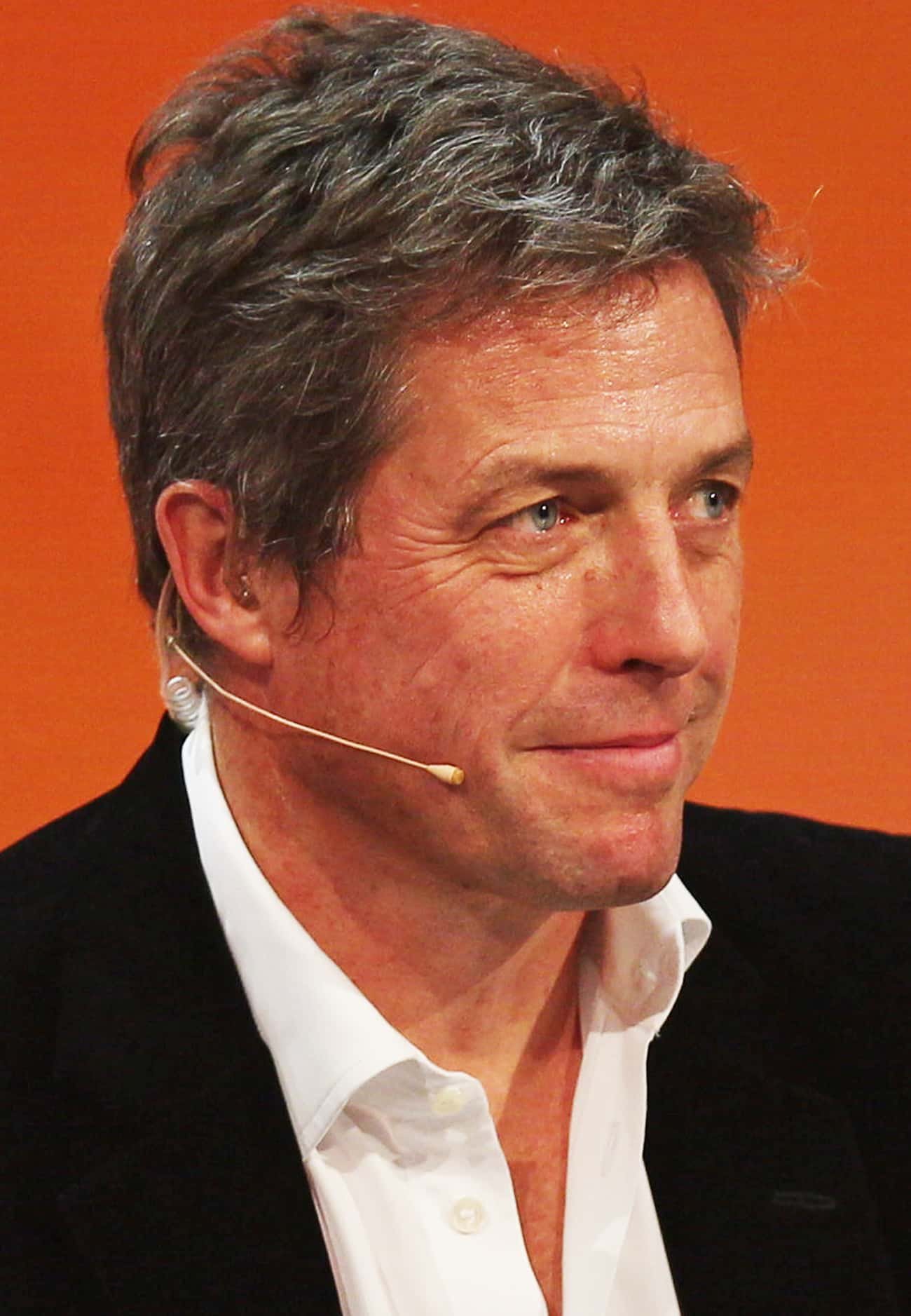 Hugh Grant is listed (or ranked) 3 on the list Celebrities with Secret Babies