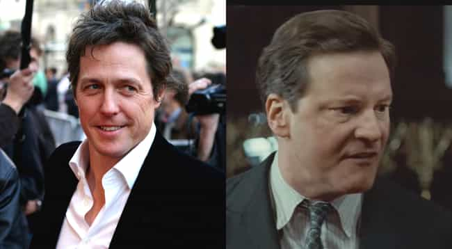 Hugh Grant is listed (or ranked) 2 on the list Actors Who Turned Down Oscar-Winning Roles