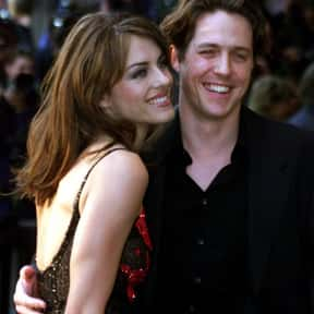 Hugh Grant Cheated On Elizabet is listed (or ranked) 25 on the list Celebrities Who Were Caught Cheating