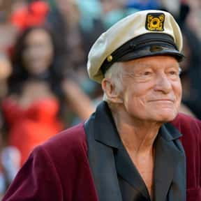 Hugh Hefner is listed (or ranked) 4 on the list List of Famous Editors